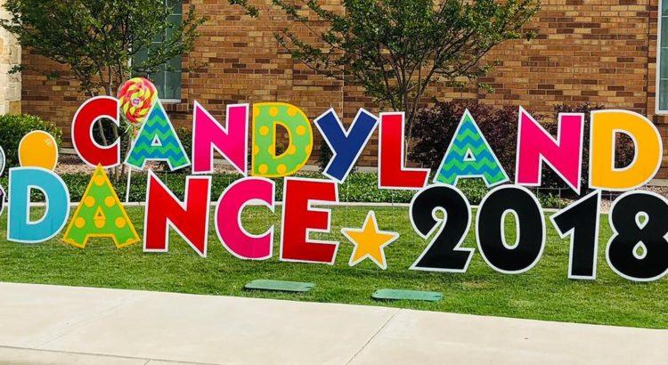 Candyland Dance 2018