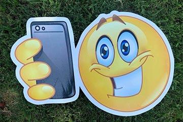 Emoji graphics
