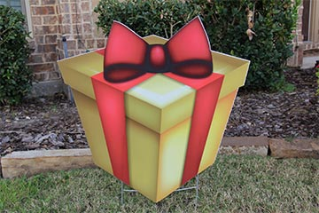 Gift graphics