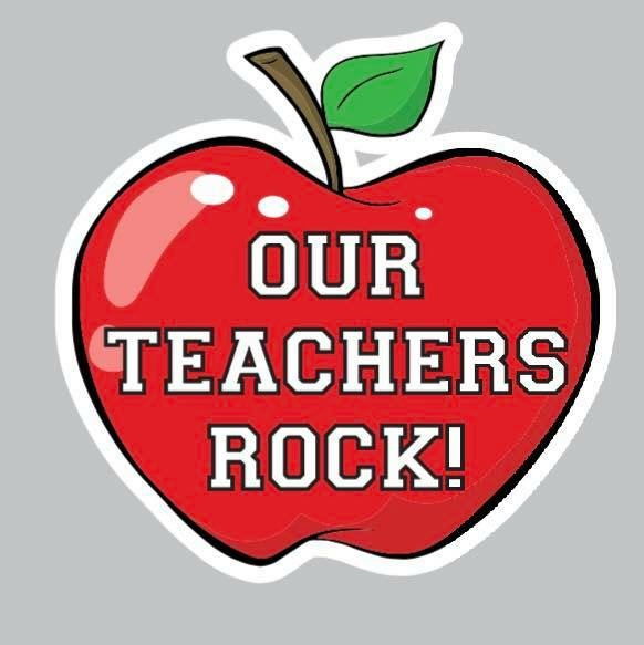 yard graphic of Our Teachers Rock