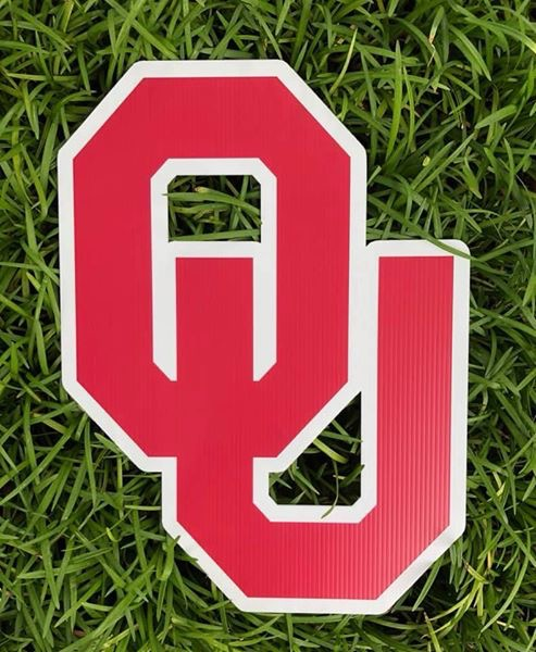 yard graphic of OU