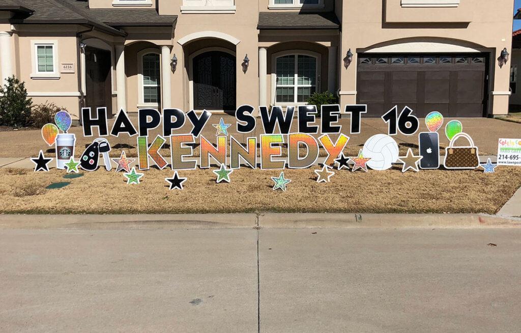 happy sweet 16 kennedy