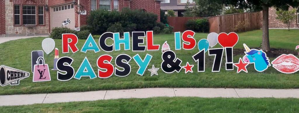 Rachel is sassy & 17