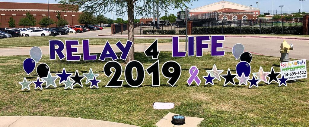 Relay 4 Life 2019