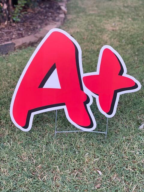 """An """"A+"""""""