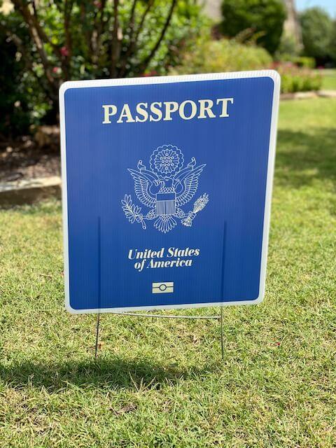 A US Passport