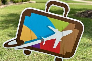 Travel graphics