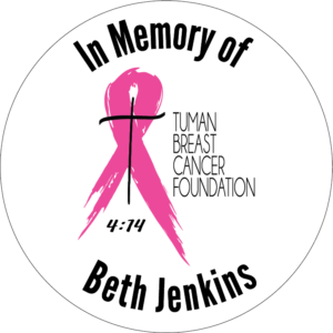 In memory of Beth Jenkins